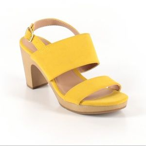 Old Navy Double Strap Platform Sandals